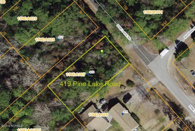 419 Pine Lake Road, Boiling Spring Lakes, NC 28461 (MLS #100184278) :: CENTURY 21 Sweyer & Associates