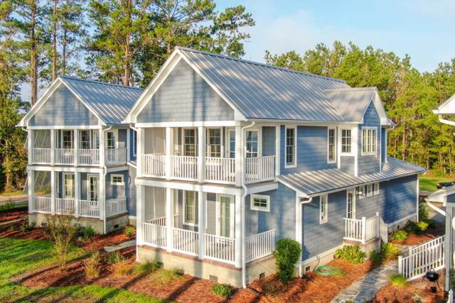 511 Neuse Village Road Unit# 7, Arapahoe, NC 28510 (MLS #100184293) :: Lynda Haraway Group Real Estate