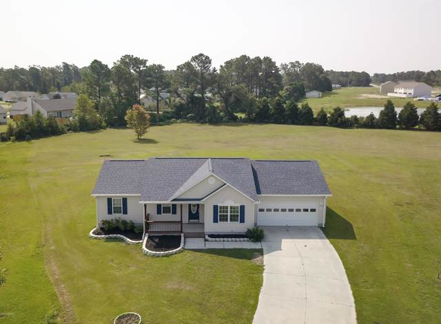 409 S Grazing Court, Sneads Ferry, NC 28460 (MLS #100184315) :: The Keith Beatty Team
