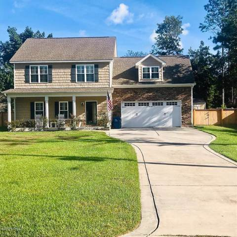 442 Chadwick Shores Drive, Sneads Ferry, NC 28460 (MLS #100184318) :: The Keith Beatty Team