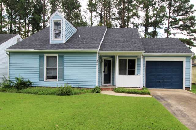 206 Rankin Court, New Bern, NC 28560 (MLS #100184323) :: Vance Young and Associates