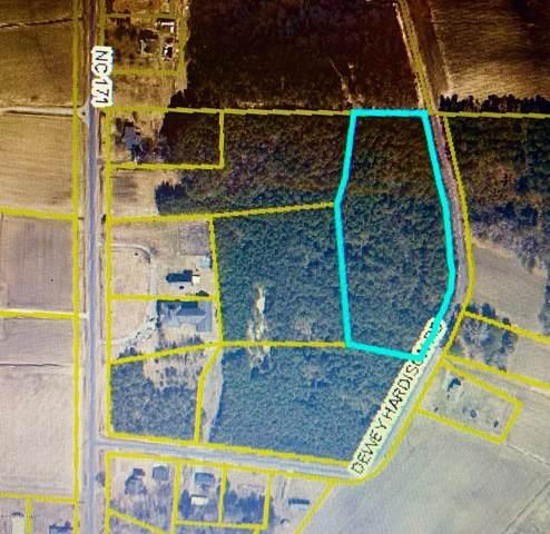 0 Dewey Hardison Road, Williamston, NC 27892 (MLS #100184330) :: RE/MAX Essential