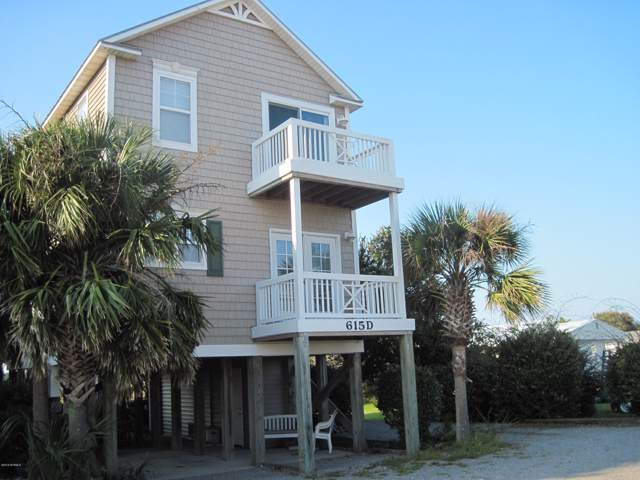 615 N New River Drive D, Surf City, NC 28445 (MLS #100184360) :: The Keith Beatty Team