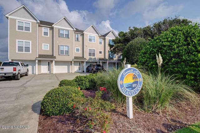517 N New River Drive B, Surf City, NC 28445 (MLS #100184364) :: The Keith Beatty Team