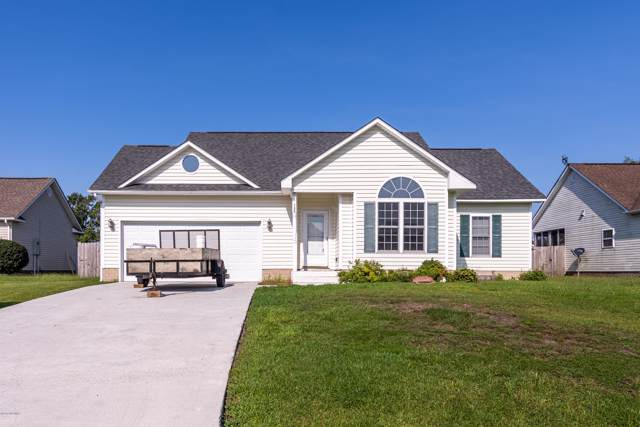 308 Whirl Away Boulevard, Sneads Ferry, NC 28460 (MLS #100184374) :: RE/MAX Elite Realty Group