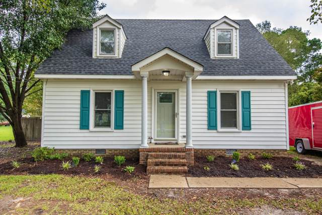 4548 Stantonsburg Road, Greenville, NC 27834 (MLS #100184385) :: The Keith Beatty Team