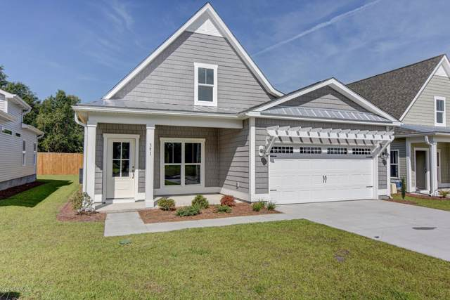 387 Beau Rivage Drive, Wilmington, NC 28412 (MLS #100184390) :: The Keith Beatty Team