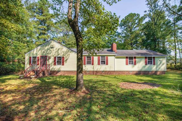1388 Pocosin Road, Winterville, NC 28590 (MLS #100184397) :: Donna & Team New Bern