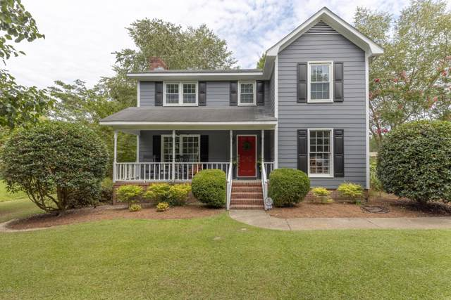 1173 Catalpa Road, Greenville, NC 27858 (MLS #100184404) :: The Keith Beatty Team