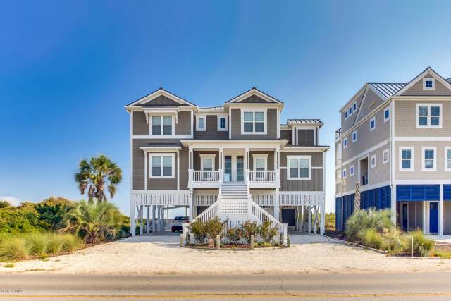 287 Ocean Boulevard W, Holden Beach, NC 28462 (MLS #100184412) :: SC Beach Real Estate