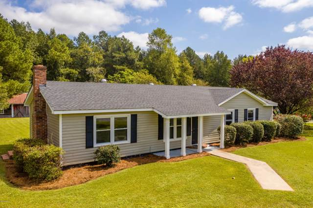 2671 Foxfire Road, Farmville, NC 27828 (MLS #100184460) :: The Keith Beatty Team