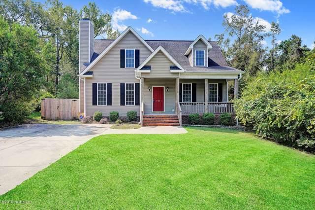 206 S Channel Haven Drive, Wilmington, NC 28409 (MLS #100184461) :: David Cummings Real Estate Team