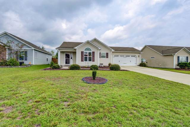 222 Belvedere Drive, Holly Ridge, NC 28445 (MLS #100184465) :: Vance Young and Associates