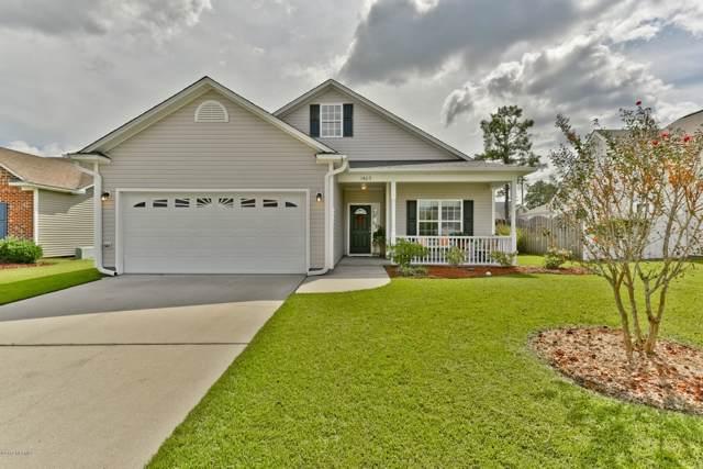 1403 Parkland Way, Leland, NC 28451 (MLS #100184514) :: David Cummings Real Estate Team