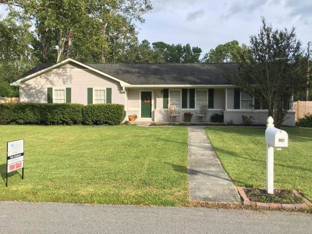 902 Kenningston Street, Wilmington, NC 28405 (MLS #100184519) :: David Cummings Real Estate Team