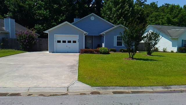 410 Holly Lane, Swansboro, NC 28584 (MLS #100184523) :: David Cummings Real Estate Team