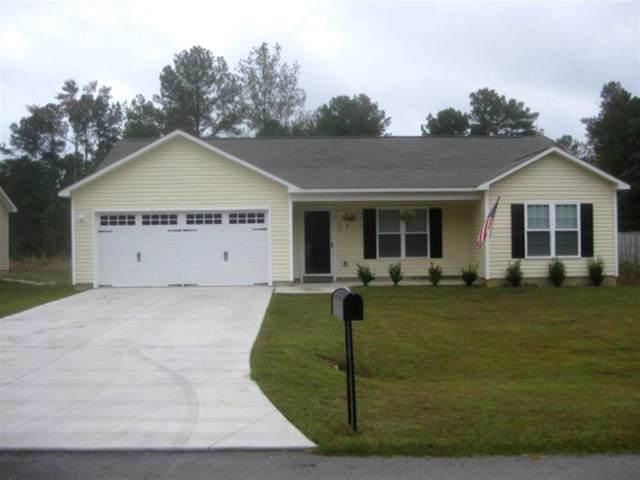 212 Sweet Gum Lane, Richlands, NC 28574 (MLS #100184535) :: RE/MAX Elite Realty Group