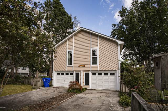 2608 E Yacht Drive, Oak Island, NC 28465 (MLS #100184539) :: RE/MAX Elite Realty Group