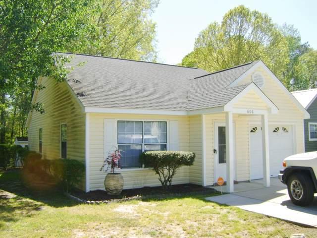 606 S Hampton Drive, Jacksonville, NC 28546 (MLS #100184554) :: Chesson Real Estate Group