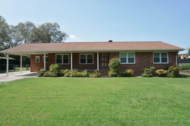 2217 Arbor Road N, Wilson, NC 27893 (MLS #100184574) :: RE/MAX Essential