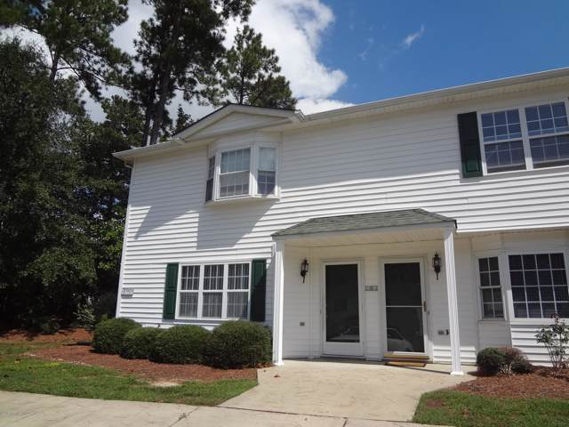890 Spring Forest Road I1, Greenville, NC 27834 (MLS #100184576) :: Chesson Real Estate Group