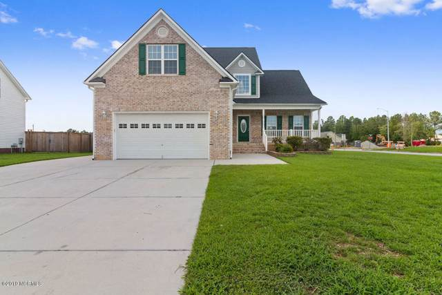 121 Runnymeade Drive, Jacksonville, NC 28540 (MLS #100184586) :: RE/MAX Elite Realty Group