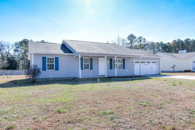 103 Turtle Creek Court, Jacksonville, NC 28540 (MLS #100184589) :: Chesson Real Estate Group
