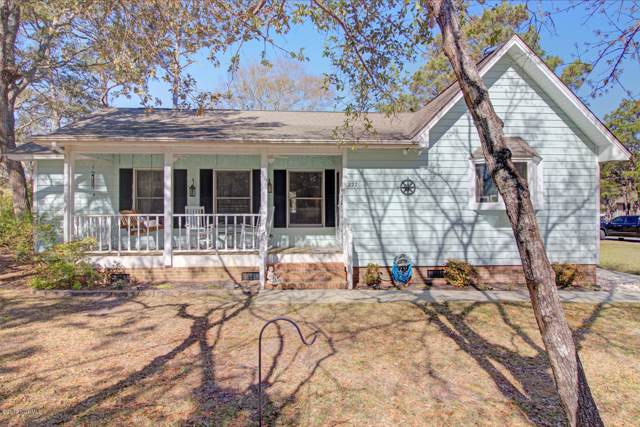 227 NE 54th Street, Oak Island, NC 28465 (MLS #100184620) :: Century 21 Sweyer & Associates