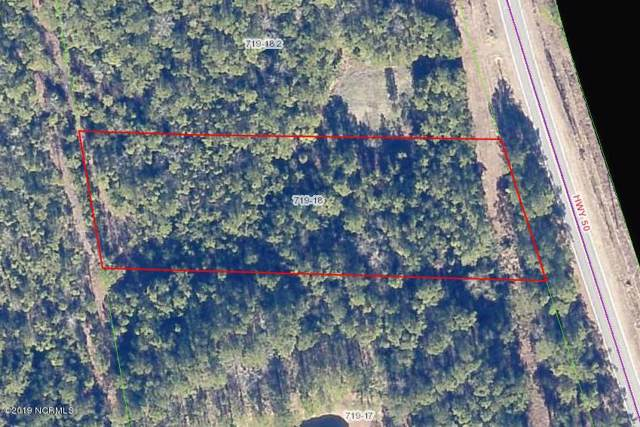 Lot 1 Nc Hwy 50, Holly Ridge, NC 28445 (MLS #100184623) :: RE/MAX Elite Realty Group
