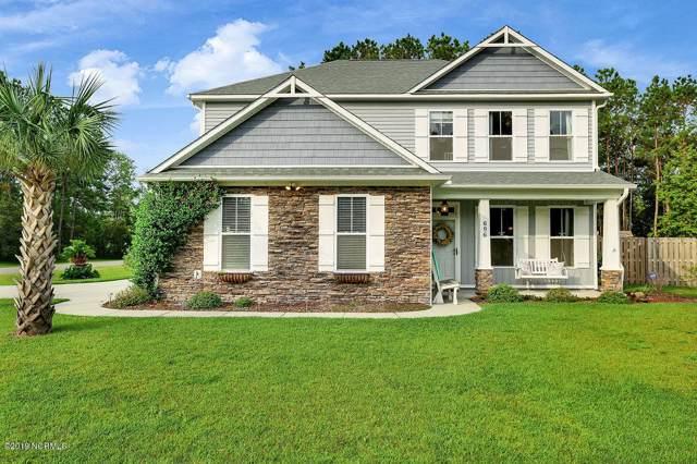 696 Majestic Oaks Drive, Hampstead, NC 28443 (MLS #100184631) :: Century 21 Sweyer & Associates