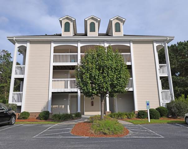 3350 Club  Villas Drive #1901, Southport, NC 28461 (MLS #100184648) :: Donna & Team New Bern