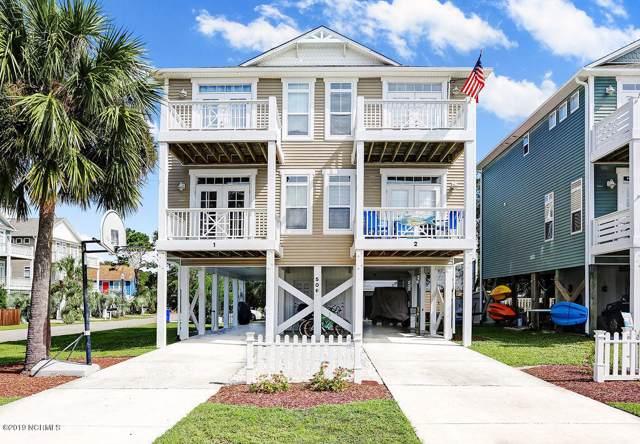 506 Tennessee Avenue #2, Carolina Beach, NC 28428 (MLS #100184658) :: Berkshire Hathaway HomeServices Hometown, REALTORS®