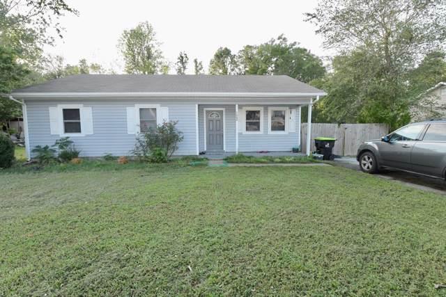 122 Balsam Road, Jacksonville, NC 28546 (MLS #100184666) :: Lynda Haraway Group Real Estate