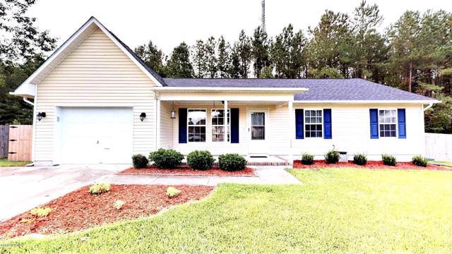 127 Eagle Trail, New Bern, NC 28562 (MLS #100184670) :: Century 21 Sweyer & Associates