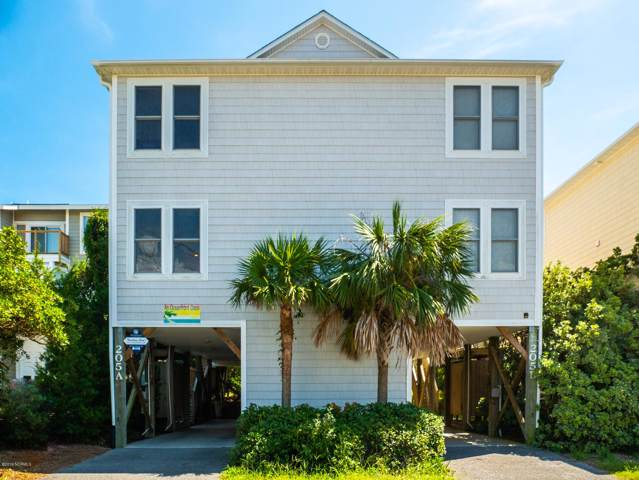 205 S Anderson Boulevard A, Topsail Beach, NC 28445 (MLS #100184678) :: Vance Young and Associates