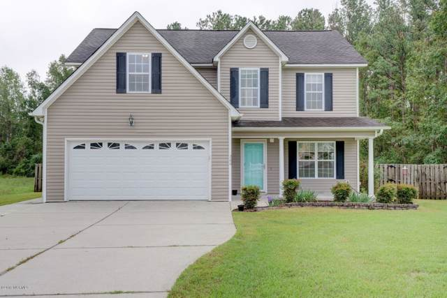 200 Bright Leaf Lane, Jacksonville, NC 28540 (MLS #100184687) :: Berkshire Hathaway HomeServices Hometown, REALTORS®