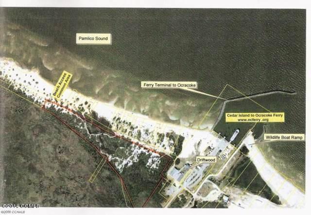 111 Sandy Landing Road, Cedar Island, NC 28520 (MLS #100184724) :: RE/MAX Essential