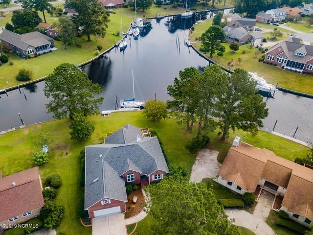 6009 Brig Court, New Bern, NC 28560 (MLS #100184742) :: Century 21 Sweyer & Associates