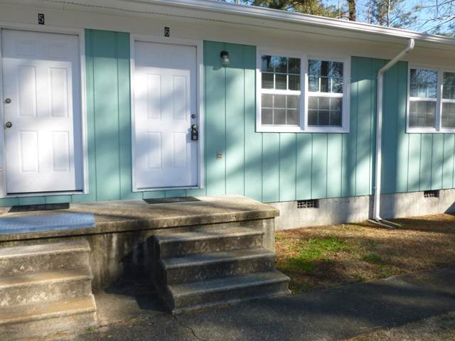 1621 Halltown Road #6, Jacksonville, NC 28546 (MLS #100184765) :: Berkshire Hathaway HomeServices Hometown, REALTORS®