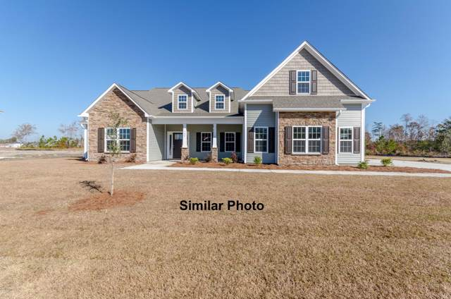 108 Colonial Post Road, Jacksonville, NC 28546 (MLS #100184786) :: Coldwell Banker Sea Coast Advantage
