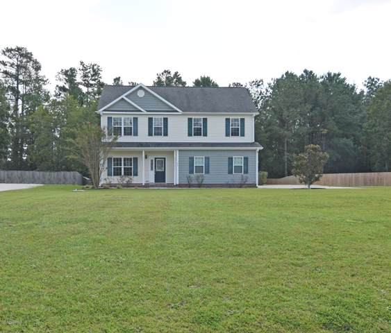 204 Bell Ridge Lane, Hubert, NC 28539 (MLS #100184787) :: RE/MAX Essential