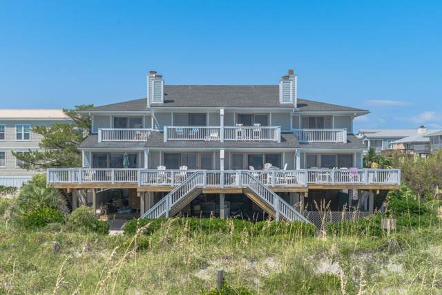 14 E Shearwater Street #3, Wrightsville Beach, NC 28480 (MLS #100184813) :: Courtney Carter Homes