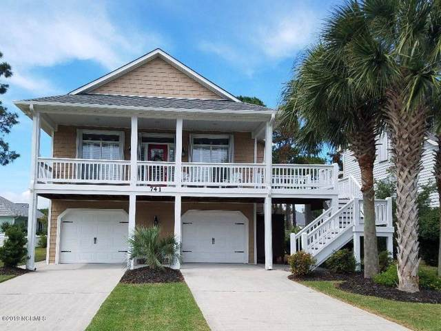 741 Sailor Court, Kure Beach, NC 28449 (MLS #100184814) :: Berkshire Hathaway HomeServices Hometown, REALTORS®