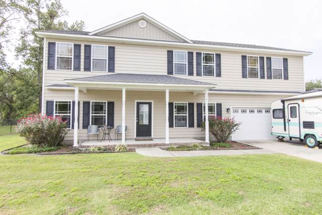 376 Carolina Pines Boulevard, New Bern, NC 28560 (MLS #100184820) :: Courtney Carter Homes