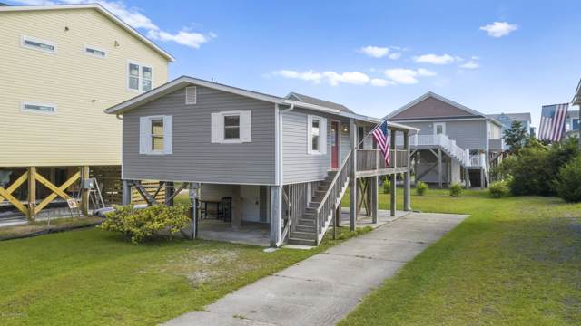 4013 E Pelican Drive, Oak Island, NC 28465 (MLS #100184822) :: RE/MAX Elite Realty Group