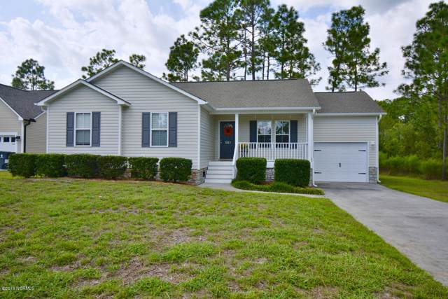 581 Greenmoss Road, Southport, NC 28461 (MLS #100184830) :: Berkshire Hathaway HomeServices Myrtle Beach Real Estate