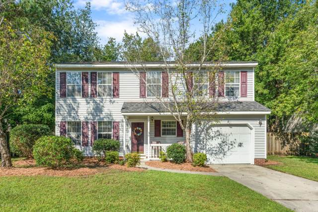 5012 Gate Post Lane, Wilmington, NC 28412 (MLS #100184832) :: CENTURY 21 Sweyer & Associates