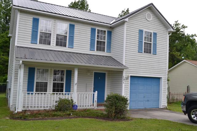 131 Sweetwater Drive, Jacksonville, NC 28540 (MLS #100184869) :: RE/MAX Elite Realty Group