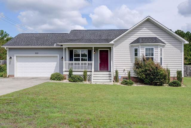 101 Sages Ridge Drive, Holly Ridge, NC 28445 (MLS #100184876) :: RE/MAX Elite Realty Group