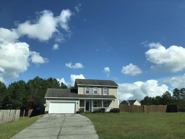 102 White Stone Court, Jacksonville, NC 28546 (MLS #100184890) :: Vance Young and Associates